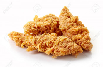Filets de poulet panés x2