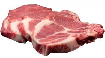 Côtes de porc échine x2
