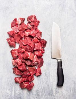 Goulache de bœuf à mijoter VBF